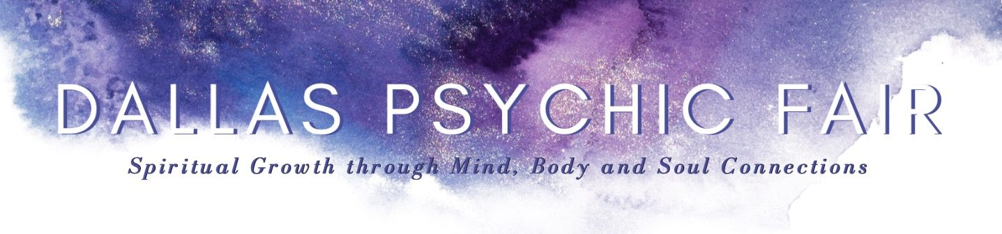 Dallas Psychic Fair logo